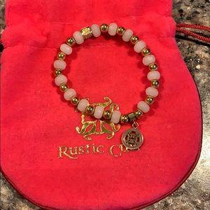 Rustic Cuff Hampton Bracelet